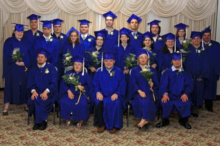 graduation everyone