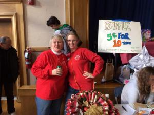 Kathy Farley and Becky Niman, Teachers, LABBB Lexington High School